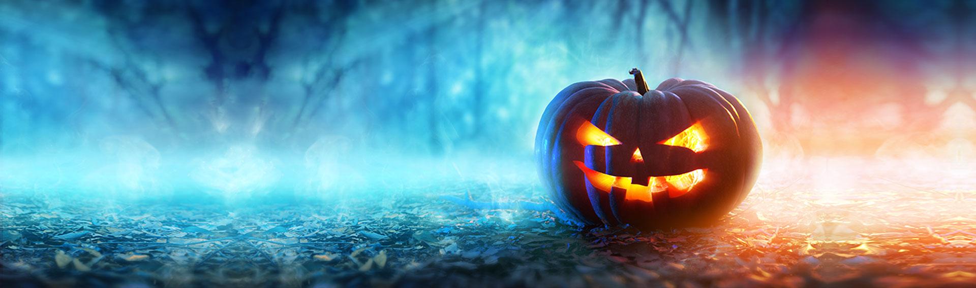 Venta de Halloween