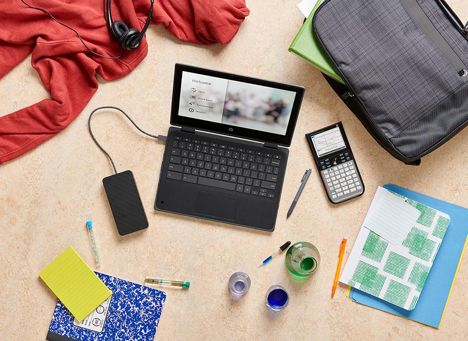 Dispositivos diseñados para colegios y estudiantes