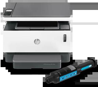 HP Printer Colossus 3QL With Toner 550