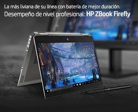 Desempeño de nivel profesional: HP ZBook Firefly