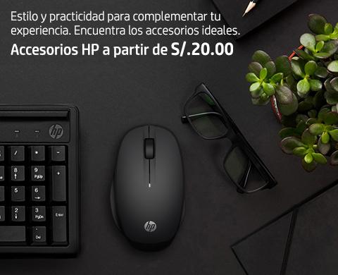 Accesorios HP | Enriquecen tu experiencia y dan estilo a tu vida