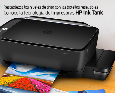 HP tiene la impresora perfecta para ti