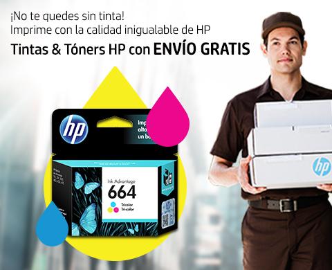 Tintas y Tóners originales HP | Calidad inigualable HP ¡No te quedes sin tinta!